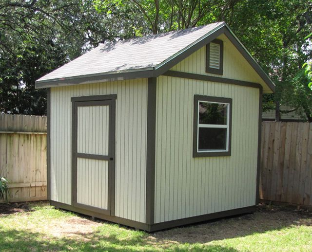 domestic garages and outbuildings